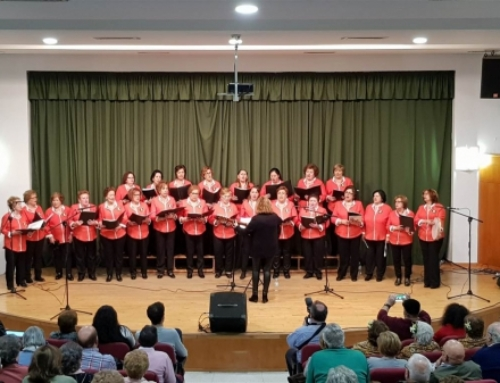 FUENTE DEL MAESTRE – El Coro del Hogar del Pensionista Fontanés celebró su XXV aniversario.
