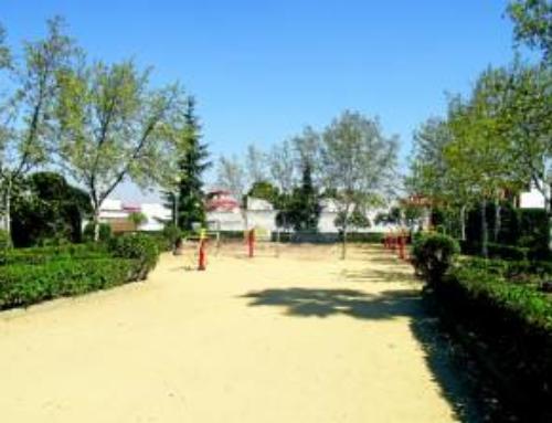ALMENDRALEJO – El parque de San Roque estará cerrado dos meses por nuevas obras en varios puntos.