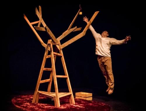 LOS SANTOS DE MAIMONA – Este jueves la Sala Guirigai acoge el estreno 'Mi nombre es Género' de la compañía extremeña Samarkanda Teatro.