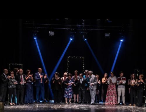 ZAFRA – El Centro de Iniciativas Turísticas se vistió de Gala para Homenajear ante un Teatro lleno a los cuatro Galardonados de 2019.