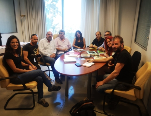 MEDIO AMBIENTE – AMUS y la Dirección General de Sostenibilidad sientan las bases para firmar un acuerdo de colaboración.