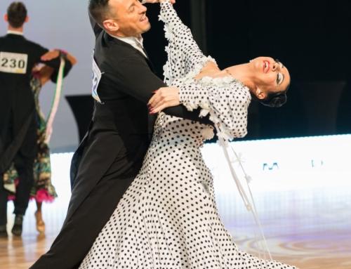 SOCIEDAD – Una pareja extremeña gana el Campeonato de España de diez bailes deportivos