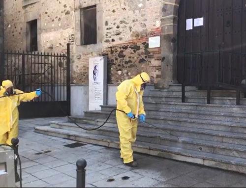 PROVINCIA – La Diputación culmina la desinfección preventiva de 125 municipios de la provincia