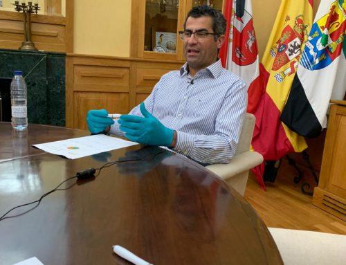 VILLAFRANCA DE LOS BARROS – El alcalde afirma que la localidad está libre de afectados por coronavirus.