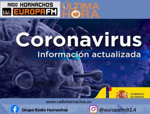 CRISIS CORONAVIRUS – ÁREAS DE SALUD – Extremadura registra 2 nuevos contagios en otra jornada sin fallecidos