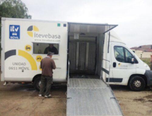 LOS SANTOS DE MAIMONA – Abierto el plazo para solicitar la ITV de maquinarias agrícolas, obras, servicios y ciclomotores.