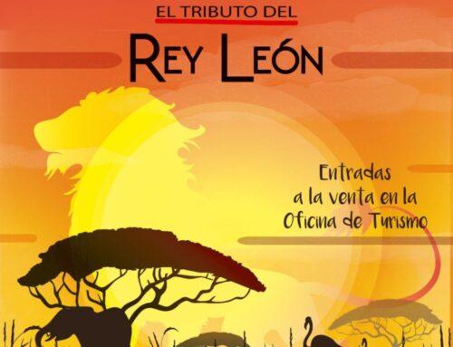 """LOS SANTOS DE MAIMONA – El Rey León, """"El Tributo"""", este viernes en el Monumental."""