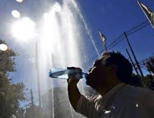 CLIMATOLOGIA – Extremadura en alerta naranja este jueves por altas temperaturas