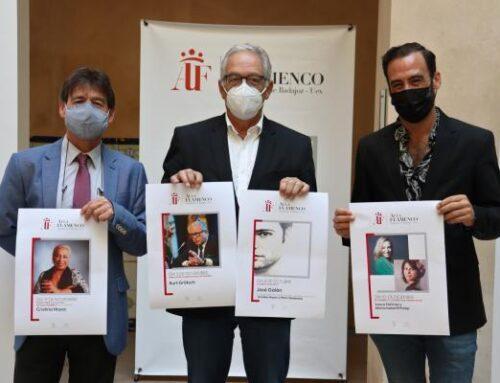 CULTURA – Cuatro conferencias componen la II edición del Aula de Flamenco