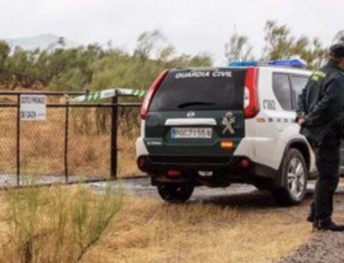 ULTIMA HORA – Los restos óseos encontrados en la finca donde buscan a Manuela Chavero son trasladados para su identificación