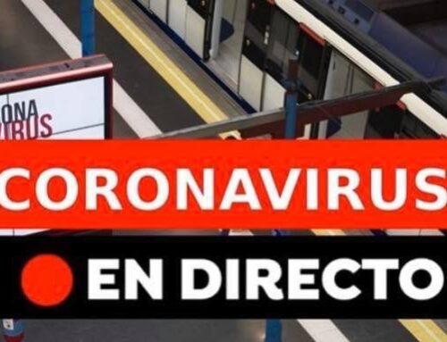 CRISIS CORONAVIRUS – ÁREAS DE SALUD – Extremadura notifica 183 positivos, dos personas fallecidas por Covid-19 y declara cinco brotes