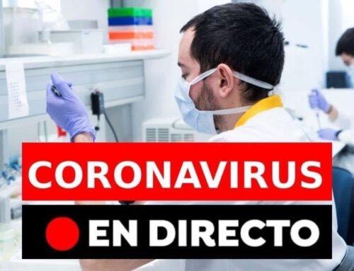 CRISIS CORONAVIRUS – ÁREAS DE SALUD – Extremadura notifica 319 positivos y 3 personas fallecidas por Covid-19