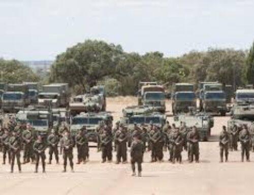 """SEGURIDAD – La Brigada Extremadura hará """"labores seguimiento"""", a personas  afectadas por el COVID 19 en los próximos días."""