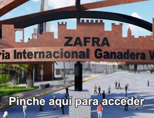 ZAFRA – FEAGAS abre la ronda las intervenciones en la I Feria Internacional Ganadera Virtual