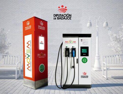 PROVINCIA – Comienzan los trabajos de instalación de la red provincial de puntos de recarga para vehículos eléctricos del Plan MOVEM