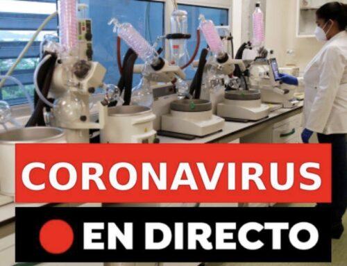 ULTIMA HORA CORONAVIRUS EN EXTREMADURA – ÁREAS DE SALUD – Extremadura registra 374 casos positivos y dos fallecidos por COVID-19