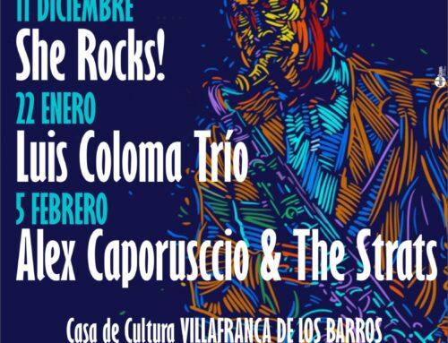 VILLAFRANCA DE LOS BARROS – El área de cultura programa una serie de conciertos dentro del CulturBlues