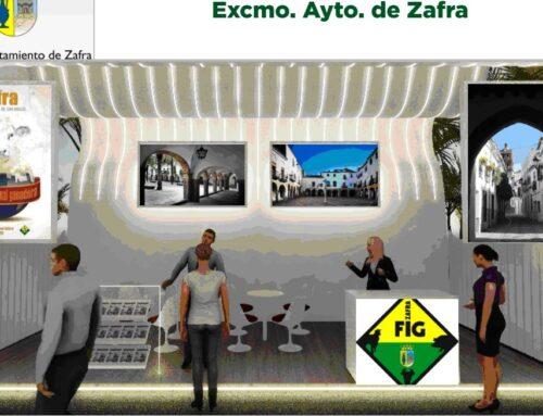 ZAFRA – El certamen comercial de la FIG virtual se ha iniciado hoy con todos los sectores representados en sus stands