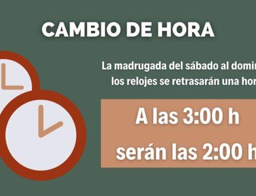 SOCIEDAD – Esta noche entramos en el horario de invierno atrasando una hora el reloj