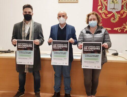 ALMENDRALEJO – Ayuntamiento y Hostural lanzan una campaña de cheques regalo junto con el comercio local