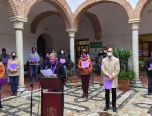 ZAFRA – El Ayuntamiento de la ciudad se suma a los actos del 25N con la lectura de la Declaración Institucional