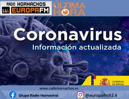 ULTIMA HORA INCIDENCIA CORONAVIRUS EN LA REGIÓN – Extremadura registra 254 casos positivos y 6 fallecidos por covid-19