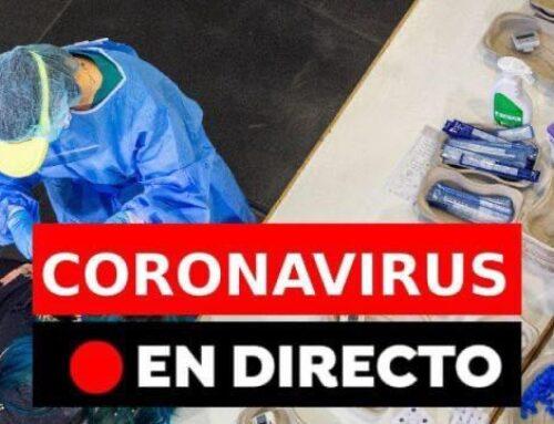 ULTIMA HORA EVOLUCIÓN PANDEMIA EN LA REGIÓN – AREAS DE SALUD – Extremadura registra 1.205 casos positivos y 8 personas fallecidas por Covid-19
