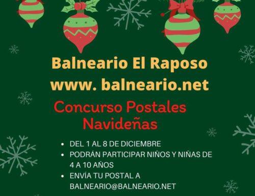 SOCIEDAD – El Balnerio El Raposo celebra la Navidad con los mas pequeños poniendo en marcha un concurso de Postales Navideñas