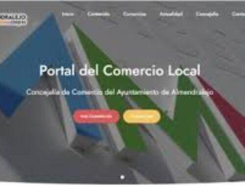 ALMENDRALEJO – El Ayuntamiento diseña y pone en marcha una web para el Comercio Local