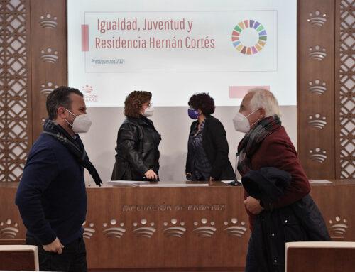 PROVINCIA – La Diputación destina una línea de acción novedosa dirigida a menores de mujeres víctimas de violencia de género