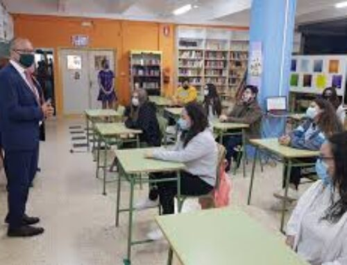 EDUCACIÓN – Los alumnos extremeños de ESO, Bachillerato y FP continuarán sus clases online hasta el próximo lunes