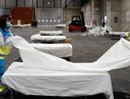 SANIDAD – La Junta, el Ministerio de Defensa y el Ayuntamiento de Badajoz habilitarán un hospital de campaña por si fuera necesario ante el aumento de ingresos