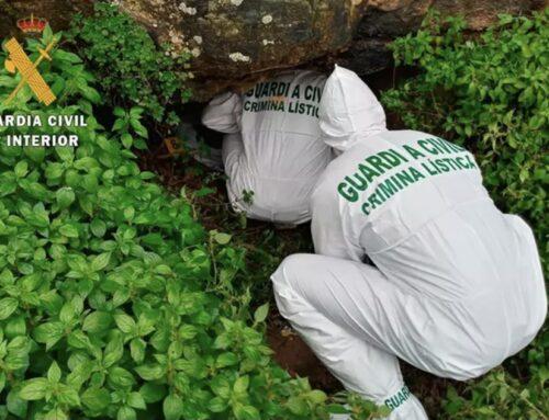 ORDEN PÚBLICO – Identificados los restos humanos hallados el año 2019 en Cilleros, y que pertenecen a un hombre desaparecido hace 25 años en la localidad