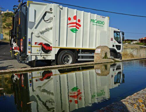 PROVINCIA – Promedio licita cinco camiones de recogida de residuos por un millón de euros