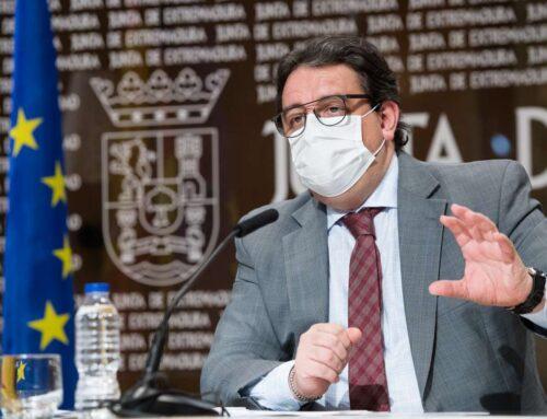 """SANIDAD – Las UCIs de Extremadura presentan """"una sobrecarga"""", aunque la atención """"está garantizada"""", apunta Vergeles"""