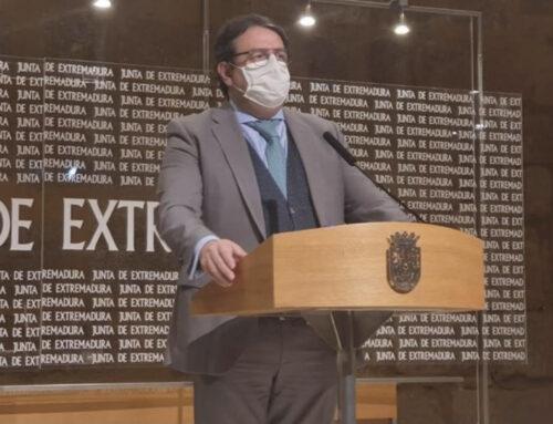 """SANIDAD – Vergeles prevé que se llegue una """"estabilización de la curva"""" de contagios en Extremadura"""