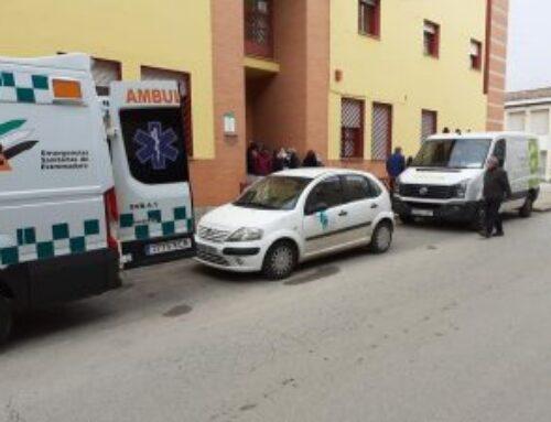 ZAFRA – La segunda dosis de la vacuna se administra hoy a todos los mayores de la Residencia José González Barrero
