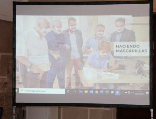 SERVICIOS SOCIALES – Vergeles destaca el papel de los voluntarios en la pandemia durante la entrega de los Premios al Voluntariado 2020