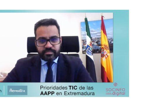 NUEVAS TECNOLOGÍAS – El diputado Manuel J. González Andrade interviene en la jornada virtual de 'Prioridades TIC de las AAPP en Extremadura'