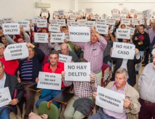 """AGRO – La organización agraria UPA UCE se muestra sorprendida por la acusación del fiscal que ignora las pruebas presentadas en la denominada """"Operación Tellus"""""""