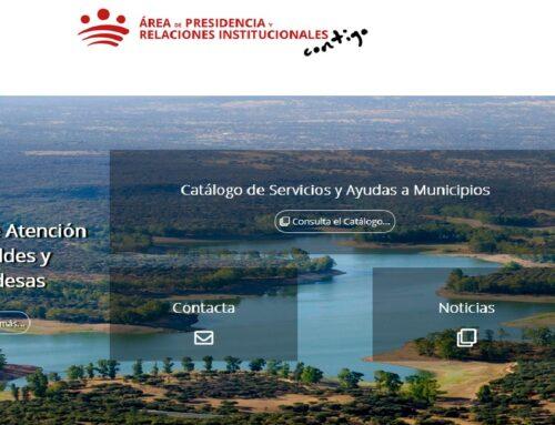 PROVINCIA – La Diputación pone en marcha un sistema pionero de atención a ayuntamientos y entidades locales menores de la provincia
