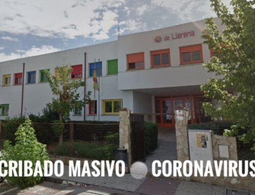 """LLERENA – El SES realiza hoy y mañana un """"cribado masivo"""", en el IES de la ciudad"""