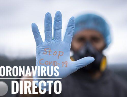 ÚLTIMA HORA PANDEMIA EN LA REGIÓN – ÁREAS DE SALUD – Extremadura registra 35 casos positivos y una persona fallecida por covid-19