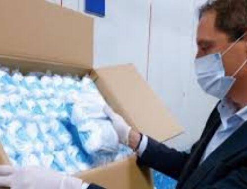 SEGURIDAD – El Gobierno envía otras 286.000 mascarillas quirúrgicas a Extremadura, que serán entregadas a entidades sociales y  corporaciones locales para colectivos de población vulnerables