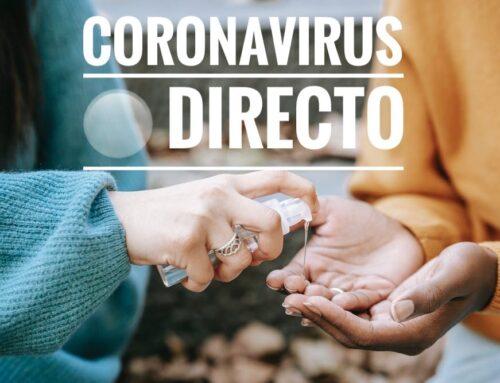 ÚLTIMA HORA CRISIS CORONAVIRUS EN LA REGIÓN – ÁREAS DE SALUD – Extremadura registra 35 casos positivos y una persona fallecida por covid-19
