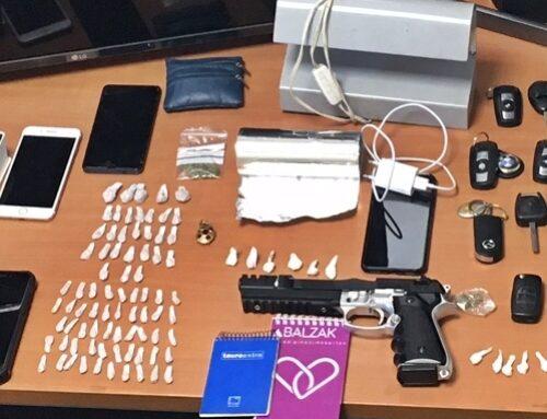 SEGURIDAD – La Guardia Civil desarticula en Fuente de Cantos tres puntos de venta de drogas .