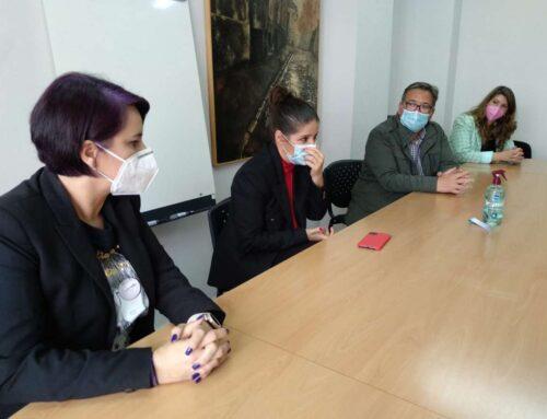 IGUALDAD – La consejera de Igualdad anuncia la contratación de nuevo personal para la Oficina de Igualdad de Almendralejo