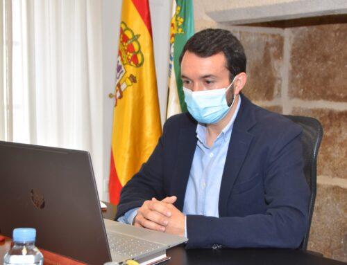 """MUNICIPALISMO – El presidente de la FEMPEX  destaca el  """"enorme esfuerzo""""  hecho por las    entidades locales  para luchar contra la pandemia con recursos propios y en colaboración con el resto de  administraciones."""