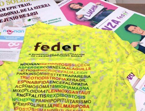 SOCIEDAD – Veinte corredores cubren este sábado los 130 kilómetros que separan Badajoz y Bodonal por las enfermedades raras