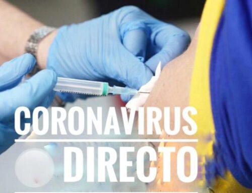 SANIDAD – Extremadura registra 37 casos positivos en una jornada sin fallecidos